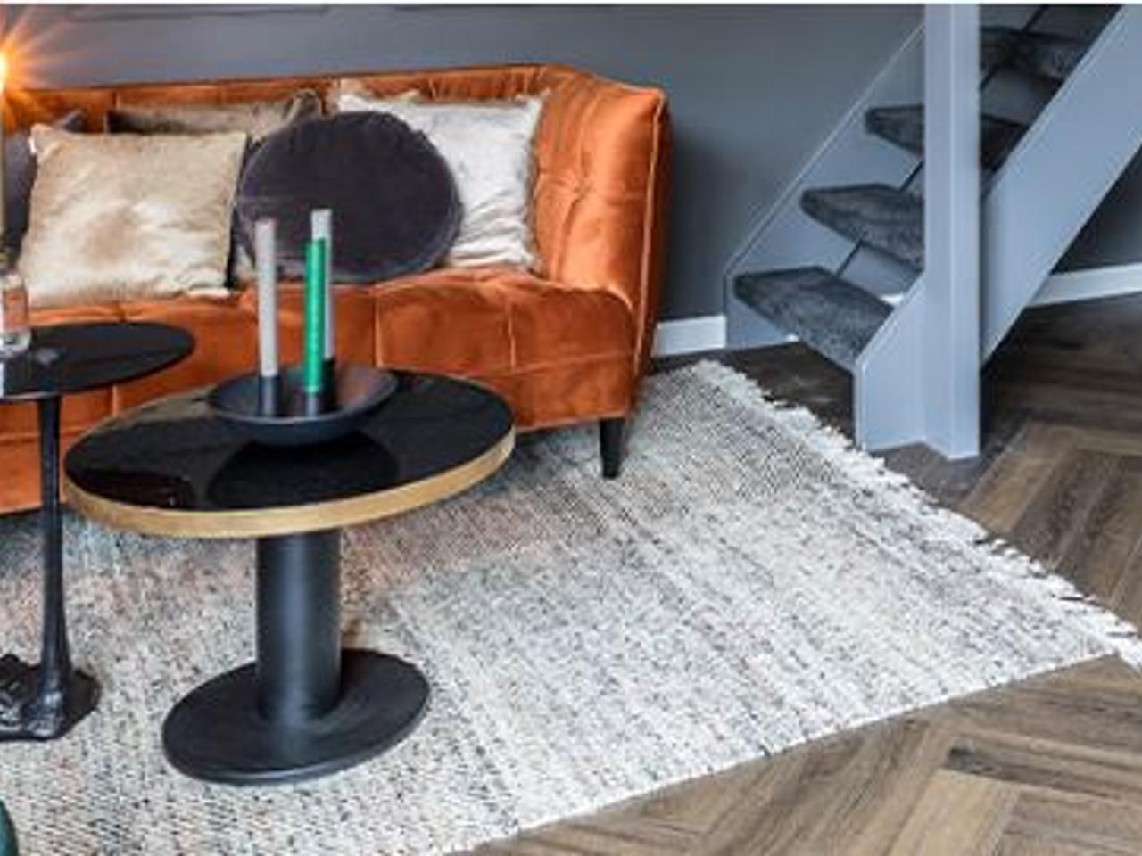Ambiant Spigato Visgraat PVC vloer