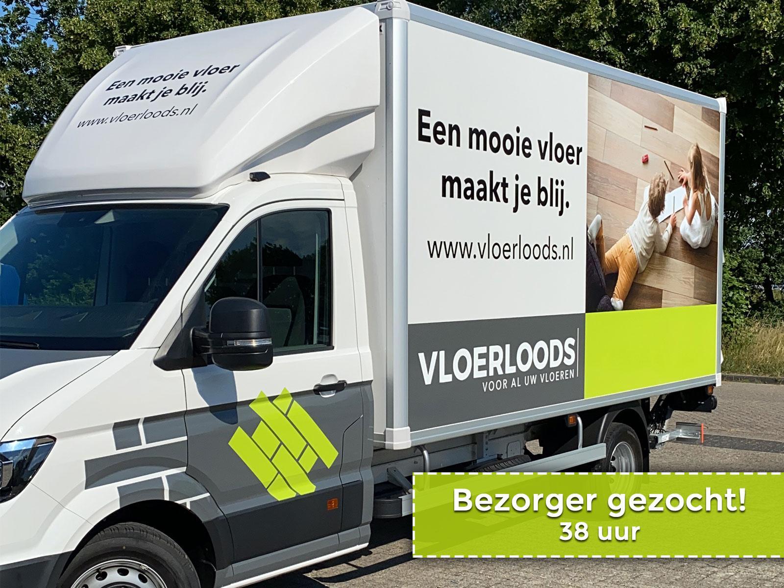 Vacature magazijnmedewerker Vloerloods.nl Kampen