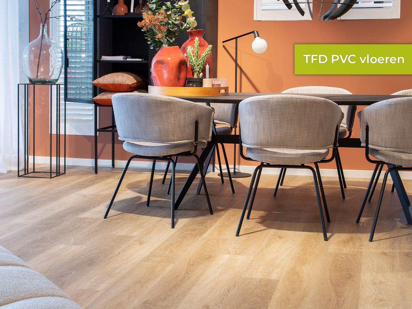 TFD PVC vloer