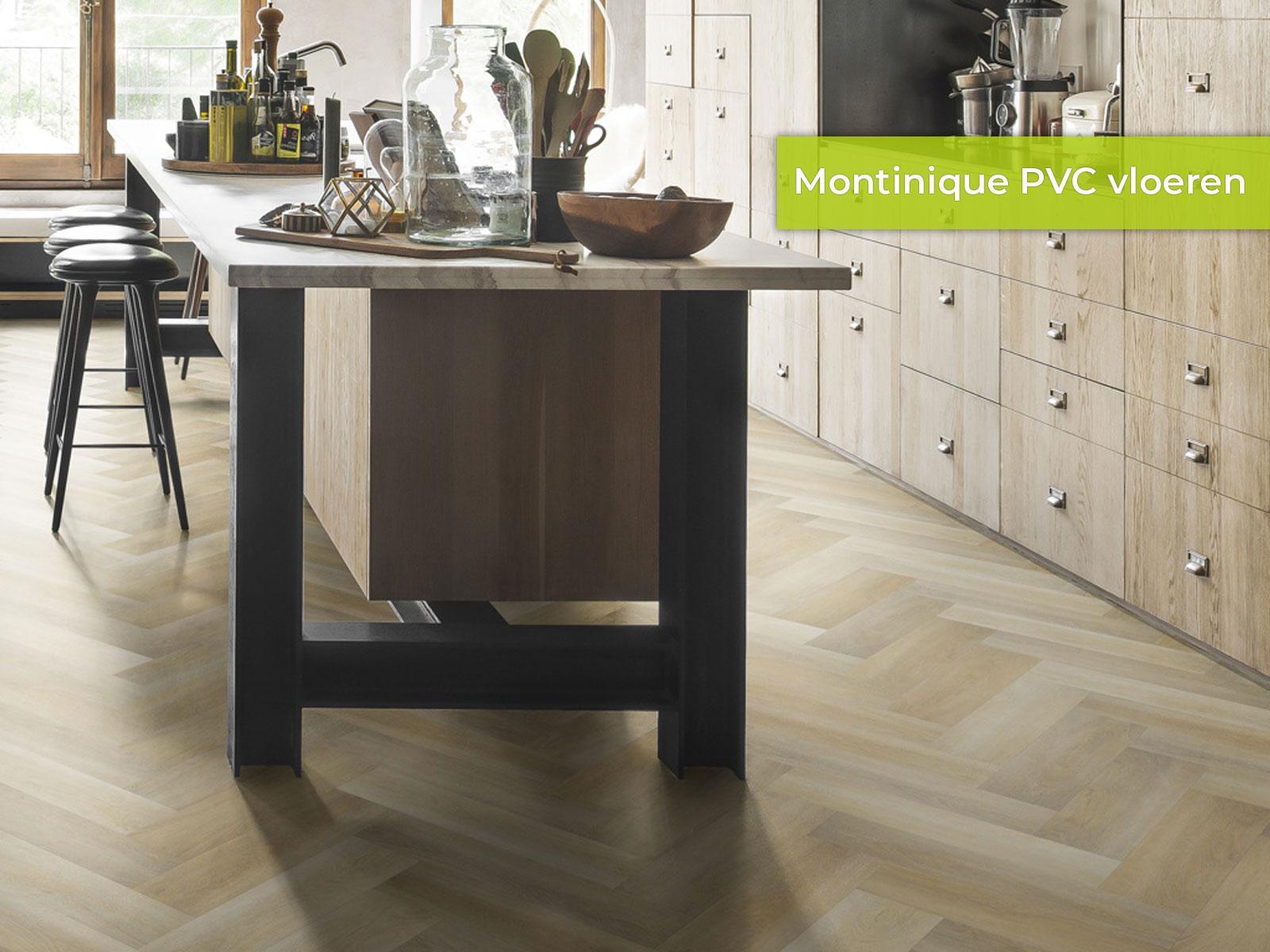 Montinique PVC vloer