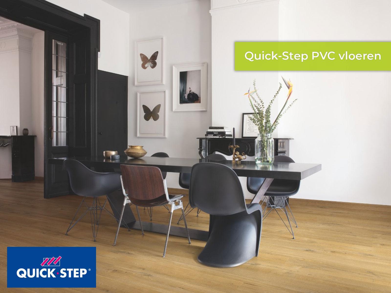 Quick Step PVC vloer