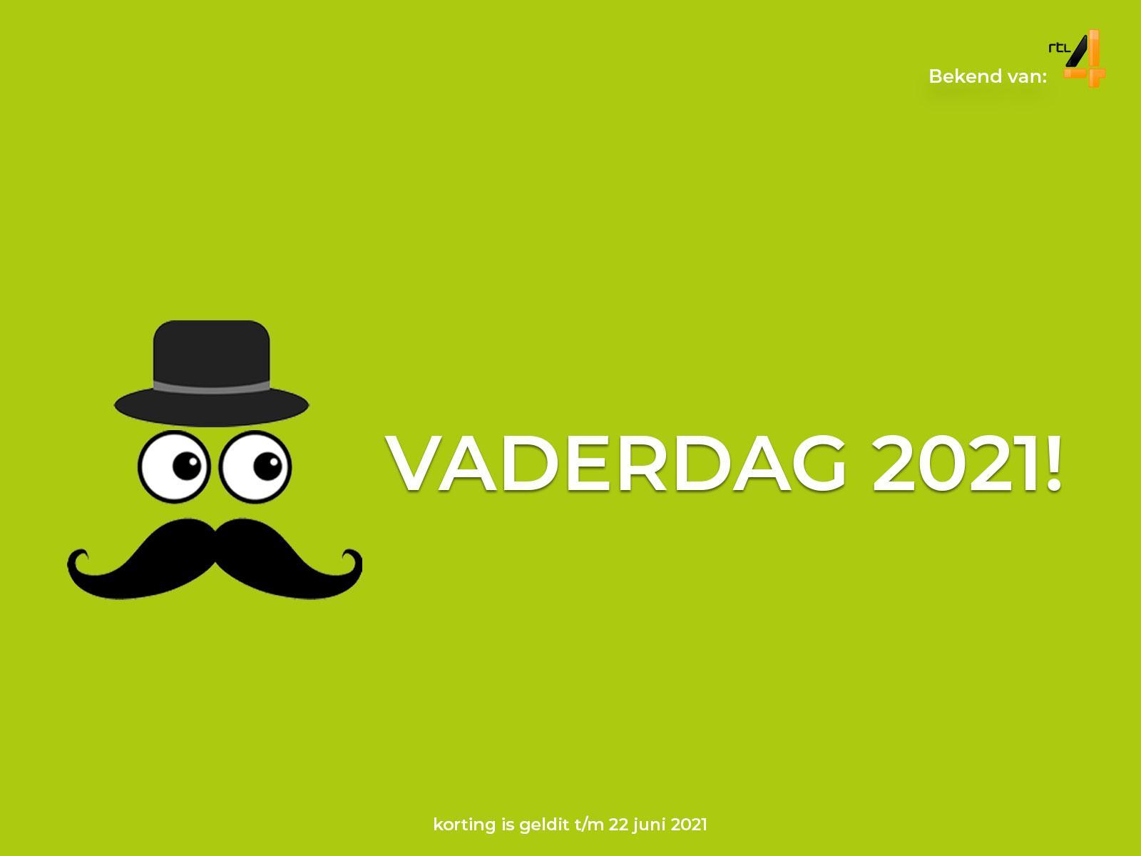 Vaderdag korting bij Vloerloods.nl