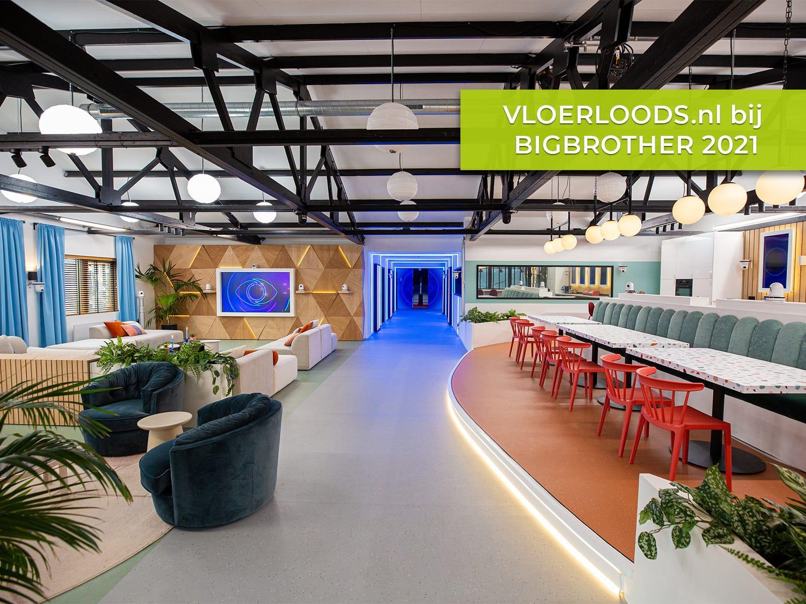 Vloerloods.nl bij BigBrother 2021