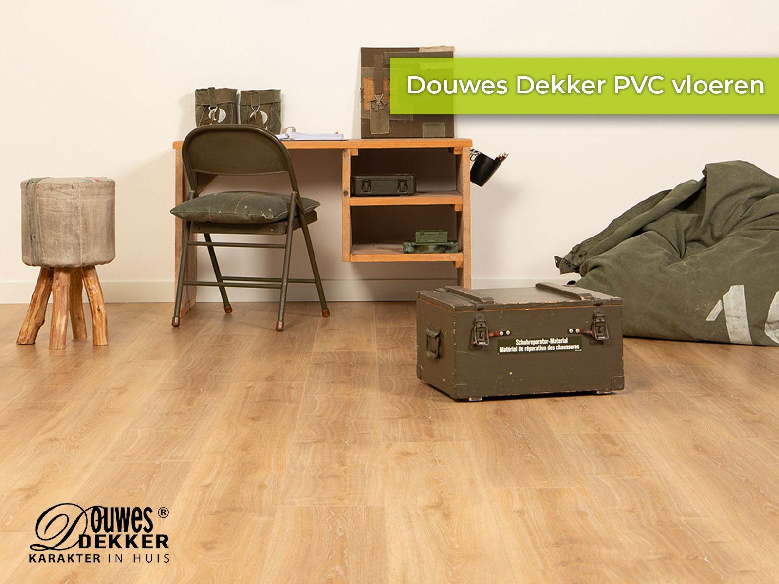 Douwes Dekker PVC vloer