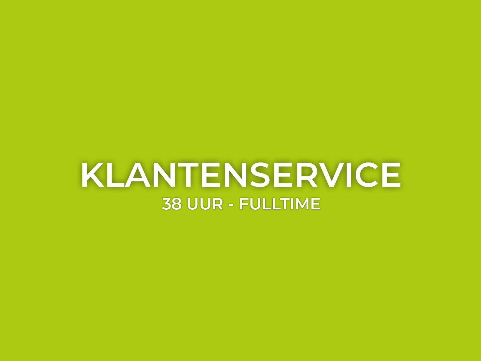 Vacature Klantenservice 38 uur VLOERLOODS.nl