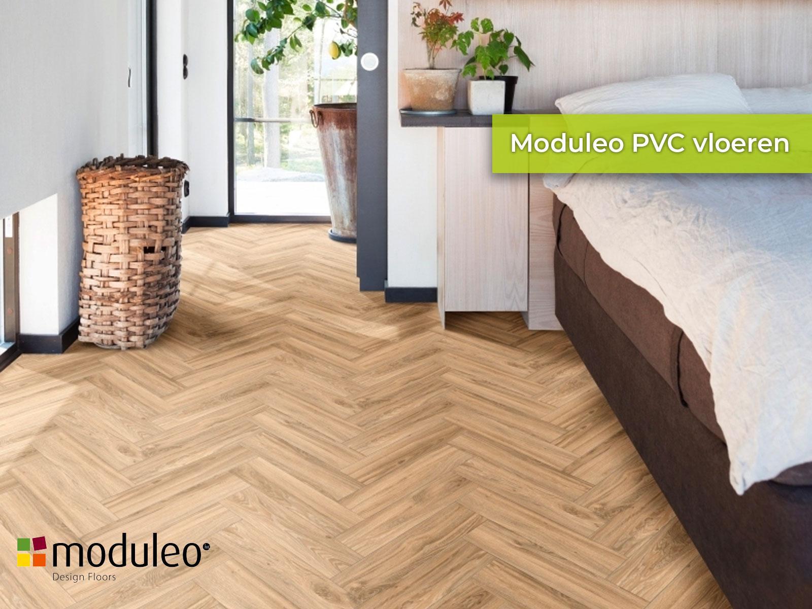 Moduleo PVC vloer
